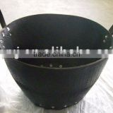 rubber buckets,recycled tire hand making excellent tools&artcrafts,REACH