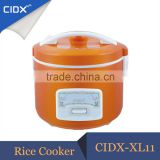 Round Shape Deluxe Electric Rice Cooker with Measuring cup