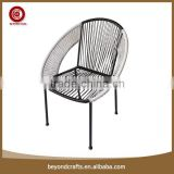 Wholesale simple modern style custom design synthetic rattan outdoor furniture                                                                         Quality Choice