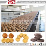 Multifunctional automatic biscuit manufacture machine