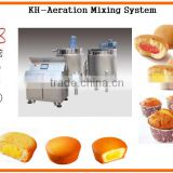 KH-DFJ-800 aeration industrial mixer for cake/cake mixer/industrial dough mixer