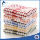 100%cotton jacquard cute hand towel kitchen towel