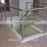 stainless steel wire raiing cable balustrade tension wire rails                                                                         Quality Choice