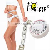 BMI tape measure/drop shape tape measure/triangle tape measure