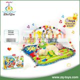 High quality musical baby crawling carpet with EU standards