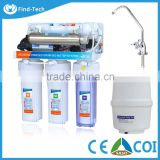 highly recommed 6 stages water filter with TaiWan DengYuan Pump