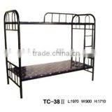 new design bedroom furniture for youth metal bedSQM00161