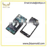 Progressive mobile phone spare part plastic shell injection mold                                                                                                         Supplier's Choice