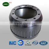 Trailer axle casting parts wheel hub brake drum truck spare parts