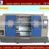 twin spindle cnc lathe CNC350A slant bed type taiwan cnc lathe machine price cnc turning center