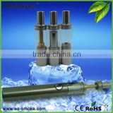 New package e cig e cig dry herb vaporizer evod tank with factory wholesale price Paypal 2014