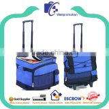 Nylon Roller 30-Can top-up trolley Cooler Bag                                                                         Quality Choice