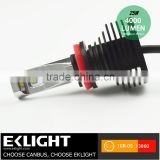 Hot Sale Car LED Fanless Light h8 h9 h11 Socket High Beam Headlights h9 LED Conversion Kit