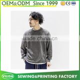 Customized cotton polyester japanese style hoodies men with high quality