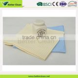 Yarn dyed terry cloth for housekeeping waffle microfiber towel