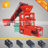 QTJ4-26 low investment high profit business/ foam concrete block machine/ concrete block making machine in botswana