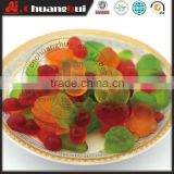 Bulk Packing Gummy Candy Fruits Shape Rubber Candy in Bulk