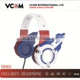 Super Bass Noise Cancelling Retro Headphone for Kids