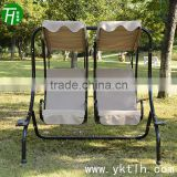 Couples double balcony terrace swing hanging chair rocking chair outdoor leisure outdoor garden