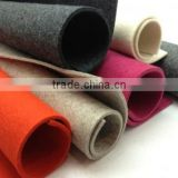 100% wool felt for saddle pad