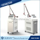 532nm 1064nm 1320nm professional low price ND Yag laser tattoo removal machine directly from Manufacturer