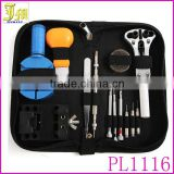New 13pcs Watch Repair Tool Kit Set Case Opener Link Spring Bar Remover Tweezer