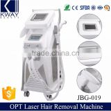 Beauty slaon use 3 in 1 multifunction best ipl soprano laser hair removal skin rejuvenation beauty machine