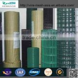 1/2 inch galvanized welded wire mesh/pvc coated welded wire mesh/galvanized weled wire mesh (hot dip,ecectro )