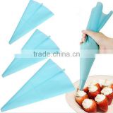 FDA Silicone Piping bag Cake Baking Supplies Decoration