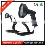 emergency searchlighled floodlight 27W NFC120LI-27W/NFC120-27W CREE LED 45W portable rechargeable led handheld hunting spotlight