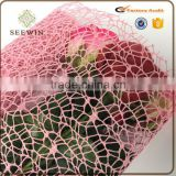 hot sale rose flower net anti insect mesh, mesh net for flowers