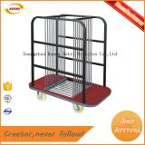 high quality durable stainless steel turn plate trolley Kunda A-009