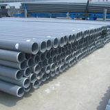 UPVC grey drainage water pipes
