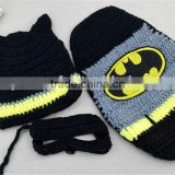 2016 movie characters design baby photo props newborn baby knit crochet suit newborn photography props