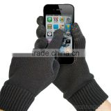 Winter gloves for iPhone, iPad, HTC