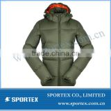 2014 sportex womens winter coat, OEM womens hoodie jacket 2014, New design womens outdoor clothing