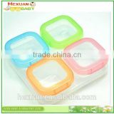Clear Plastic Baby Food Packaging