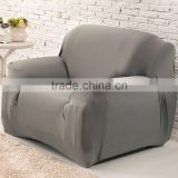 4 Colors Machine Washable Spandex Elasticity Couch Cover Sectional Sofa Furniture Slipcover Cover Pure Color 1/2/3 Seater