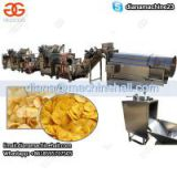 Small Scale Fried Banana Chips Making Machine|Banana Chips Production Line