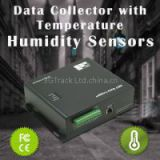 Wireless Temperature Humidity Monitoring System
