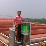 Hot sale PVC anti-corrosive biogas stoage tanks