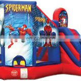 Bouncy House, Inflatable Toys,spiderman castles