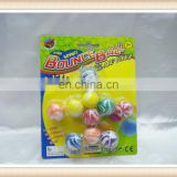 10pcs 2.7cm plastic bounce ball toy