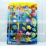 double fishing pole fishing game