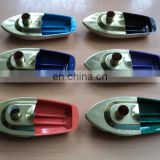 silver small tug boats pack of 250 pcs