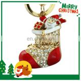 CHRISTMAS STOCKING KEYCHAIN CHRISTMAS ITEM