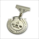 3D metal medal,medallion made in china