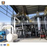 used cooking engine oil refinery machine biodiesel distillation fatty acid methyl ester vegetable oil for biodiesel