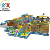 Soft Indoor Playground Equipment