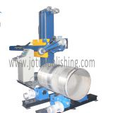 Jotun Grinding Machine/China top stainless steel cylindernshell mirror surface automatic polishing machine